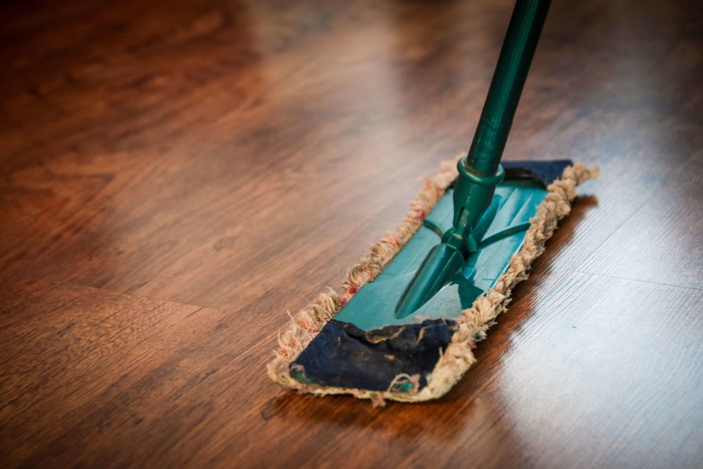 Cleaning Home Floors